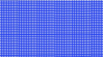 fundo azul com bolinhas