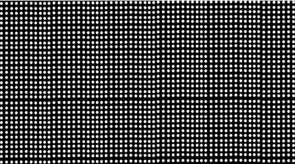 fundo preto com bolinhas brancas