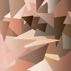 Dreiecke mit Verlauf