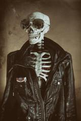 Cool Skeleton Vintage