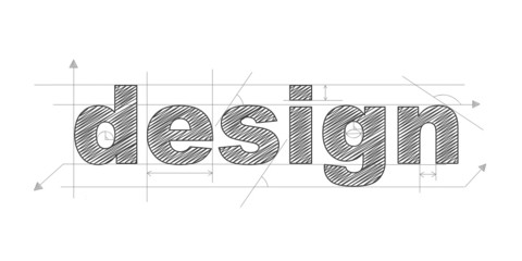 """DESIGN"" Technical Drawing"