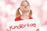Fototapety Kindertag