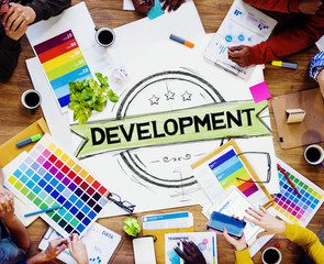 Development Innovation Improvement Learning Cocnept