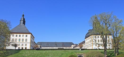 Gotha: Schloss Friedenstein (1654, Thüringen)