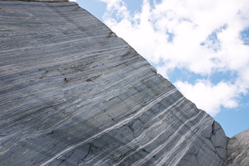 marble rock