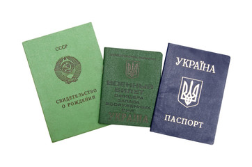 Identifying documents
