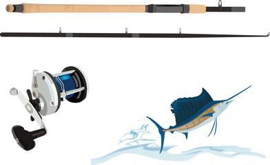 atrezzatura pesca