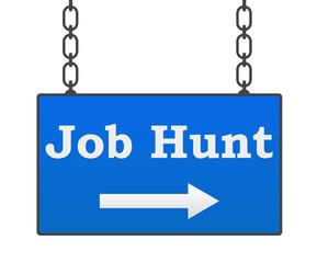 Job Hunt Signboard