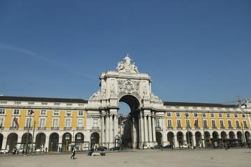 Lisbona, Arco di Via Augusta