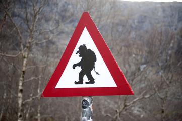 Caution Troll crossing!!!