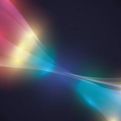 Colorful design.