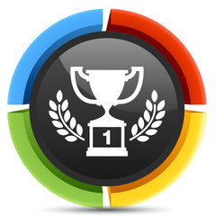 winner cup icon