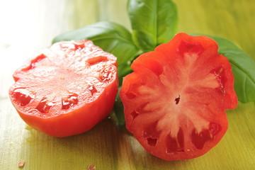 alte Tomaten sorten anschnitt