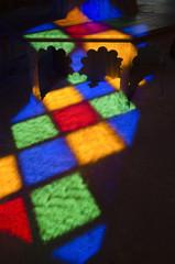 Vidrieras de colores