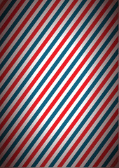 blue and red stripped background