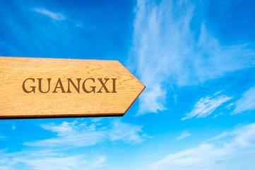 Destination GUANGXI, CHINA