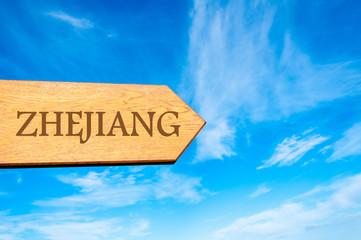 Destination ZHEJIANG, CHINA