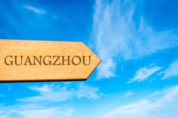 Destination GUANGZHOU, CHINA
