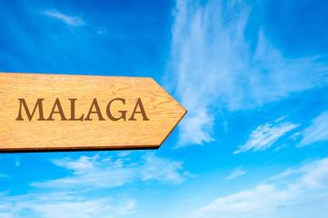 Destination MALAGA, SPAIN