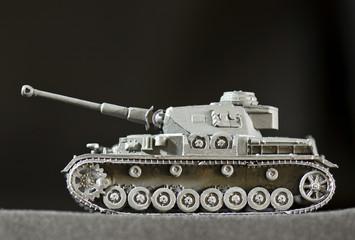 plastic model tank