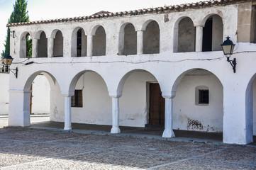 Garrovillas de Alconétar, España, arquitectura típica