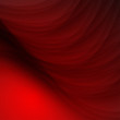 Stylish abstract red background. Vector Illustration