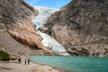 Glacier Briksdalen