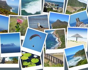 composition cap de bonne  espérance - Afrique du sud