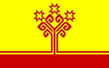 chuvashia flag
