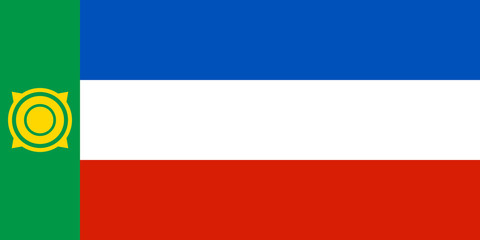 khakasiya flag