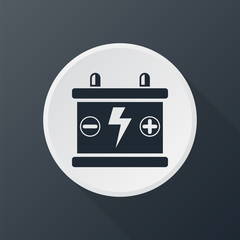 acamulator batary icon
