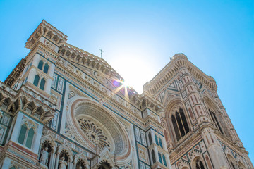 Florence, Duomo and Giotto's belfry