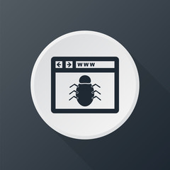 icon virus
