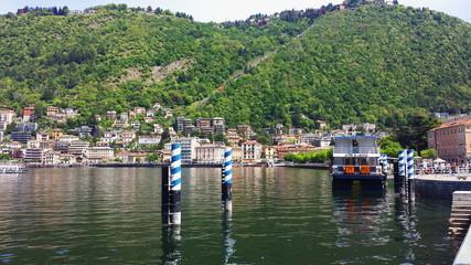 Lago di Como Lombardia Italia stunning view