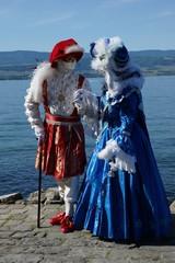Romantic place for two venitien lovers