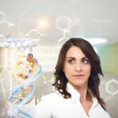 Chemist explain chemical formulas