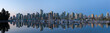 Vancouver BC City Skyline by the Harbor