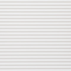 White corrugated metal background and texture surface..