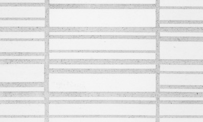 White modern wall tile background and texture