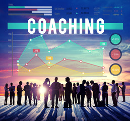 Coaching Learning Education Seminar Concept