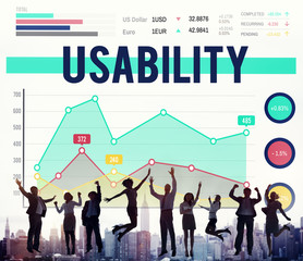 Usability Efficiency Purpose Quality Usefulness Concept