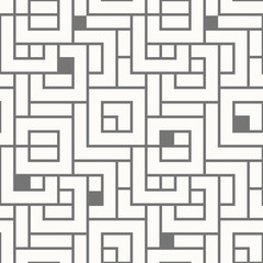 Seamless geometrical pattern