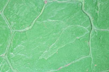 Green floor