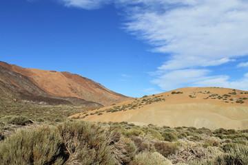 Parque Nacional de El Teide. Tenerife, España.