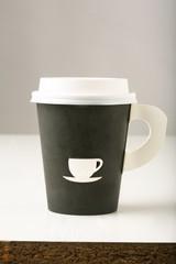 tazza di caffè americano