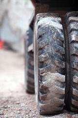 Bagger Reifen