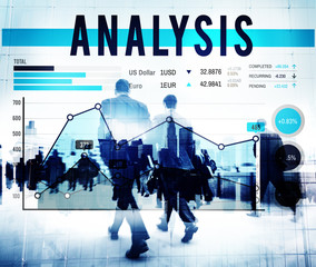 Analysis Strategy Planning Marketing Business Concept