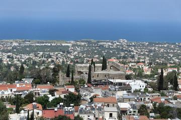 Nord-Zypern - Dorf  Bellapais bei Girne