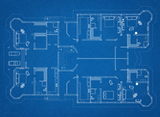 Apartment Blueprint
