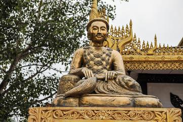 Myanmar  statue